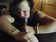 Mischievous wifey craving a fat black penis in her holes